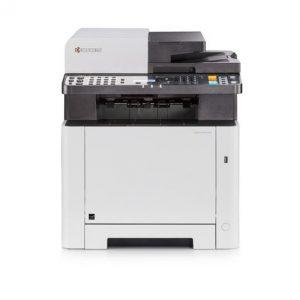 Multifunctionala Kyocera ECOSYS M5521cdn, laser, color, format A4, retea - Kyocera