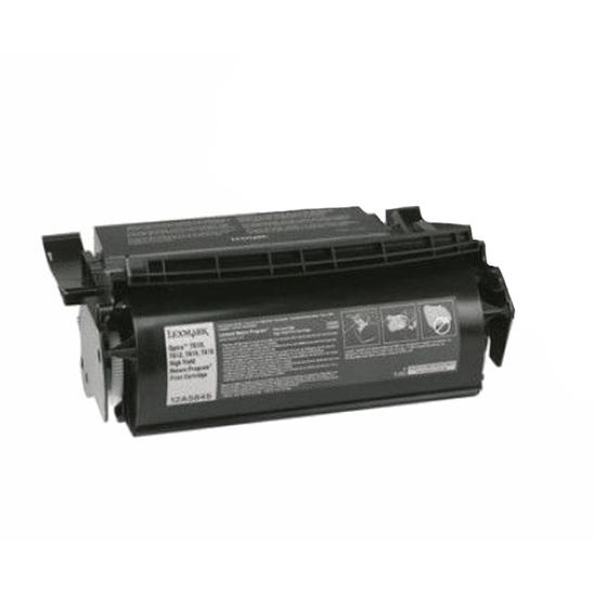 Cartus toner compatibil 12A5845 25000 pagini black - Retech