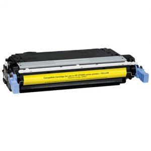 Cartus toner compatibil CB402A 7500 pagini yellow - Sky Print