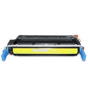 Cartus toner compatibil C9722A 8000 pagini yellow - Sky Print