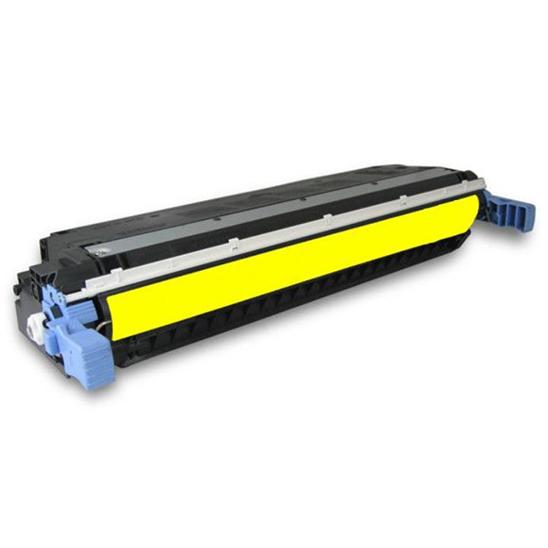 Cartus toner compatibil C9732A 12000 pagini yellow - Sky Print