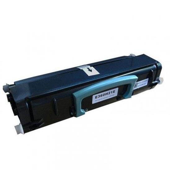 Cartus toner compatibil E360H21E 9000 pagini black - Retech