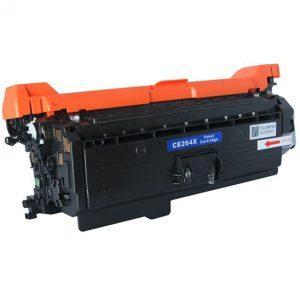 Cartus toner compatibil CE264X 17000 black - Retech