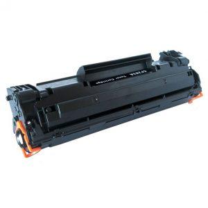 Cartus toner compatibil CF283A 1500 pagini black - Retech