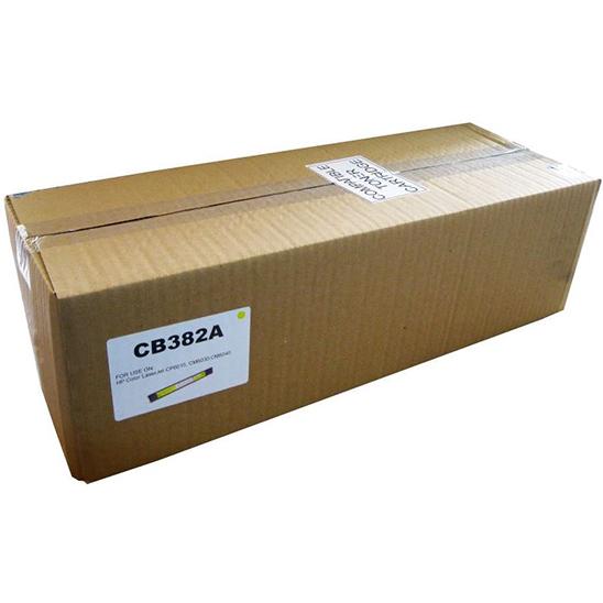 Cartus toner compatibil CB382A 21000 pagini yellow