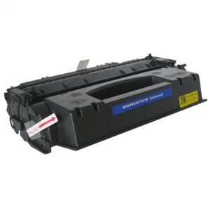 Cartus toner compatibil CRG-708H/CRG-715H/Q5949X/Q7553X 7000 pagini black - Retech