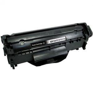 Cartus toner compatibil Q2612A/FX10/CRG-703 2000 pagini black