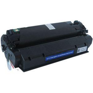 Cartus toner compatibil Q2613X, Q2624X, C7115X 4000 pagini black - Retech