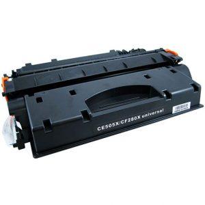 Cartus toner compatibil CE505X, CF280X 6900 pagini black - Retech