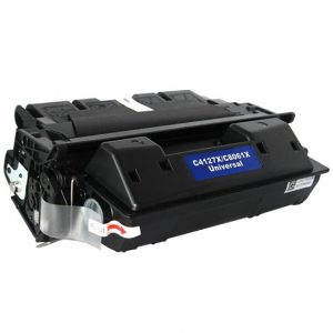 Cartus toner compatibil C4127X, C8061X 10000 pagini black - Retech