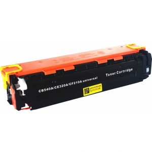 Cartus toner compatibil CB540A (HP125A), CE320A (HP128A), CF210A (HP131A) 2200 pagini black - Retech