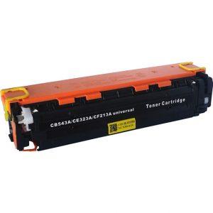 Cartus toner compatibil CB543A (HP125A), CE323A (HP128A), CF213A (HP131A) 2200 pagini magenta - Retech