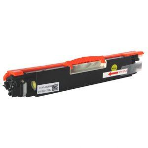 Cartus toner compatibil CE312 (HP126A), CF352A (130A), CRG729Y 1000 pagini yellow - Retech