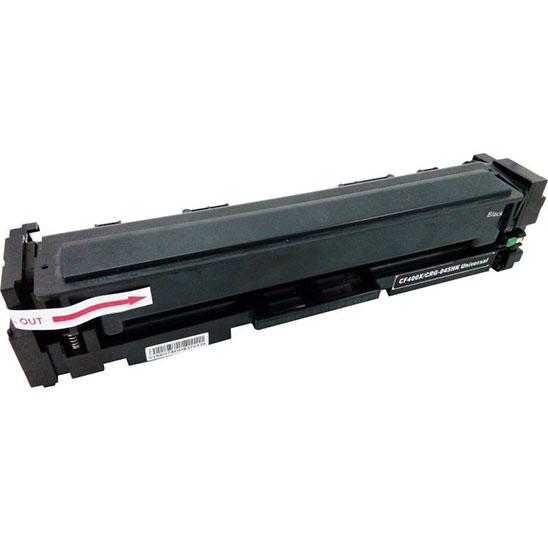Cartus toner compatibil CRG-045HBK, CF400X(HP201X) 2800 pagini black - Retech