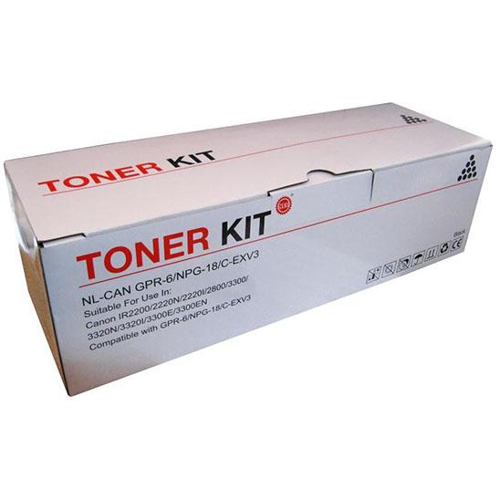 Cartus toner compatibil C-EXV3 795 grame black