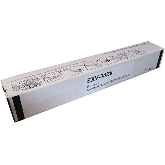 Cartus toner compatibil C-EXV34BK 420 grame black
