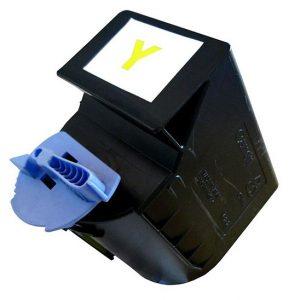 Cartus toner compatibil C-EXV21Y 250 grame / 14000 pagini yellow