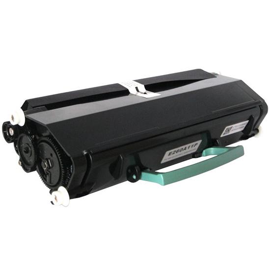 Cartus toner compatibil E260A21E 3500 pagini black - Retech