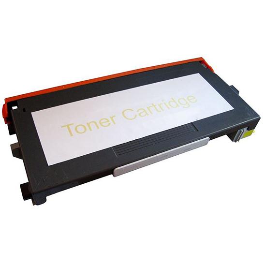Cartus toner compatibil C500H2YG 3000 pagini yellow