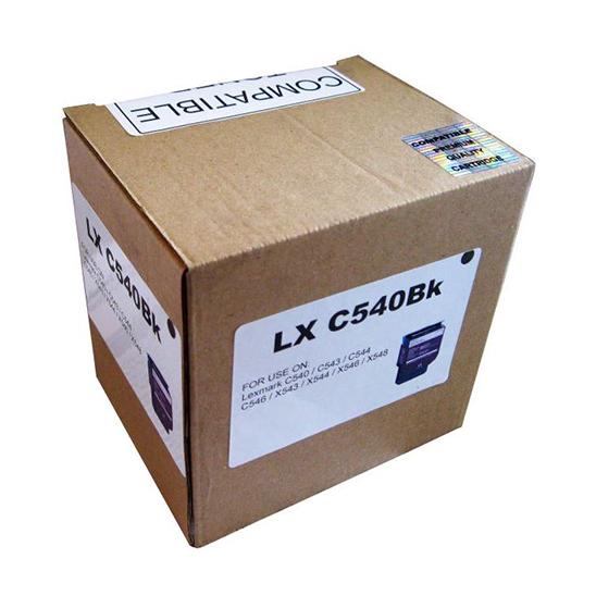 Cartus toner compatibil C540H2KG 2500 pagini black