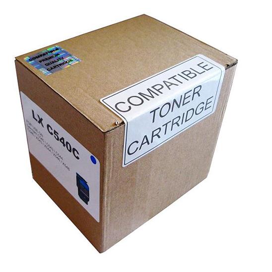 Cartus toner compatibil C540H2CG 2000 pagini cyan
