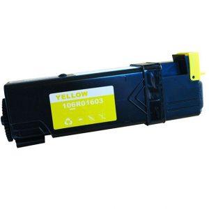 Cartus toner compatibil 106R01603 2500 pagini yellow - Retech