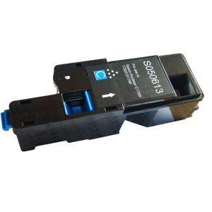 Cartus toner compatibil C13S050613 1400 pagini cyan - Retech