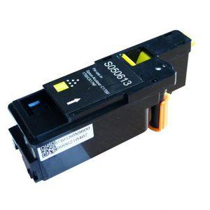 Cartus toner compatibil C13S050611 1400 pagini yellow - Retech
