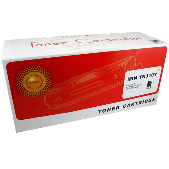 Cartus toner compatibil 4053503 (TN310Y) 230gr/11500 pagini yellow