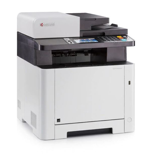 Multifunctionala ECOSYS M5526cdw A4 Color laser MFP 4in1, touch panel - Kyocera
