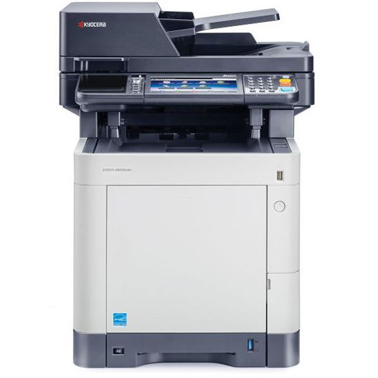 Multifunctional color ECOSYS M6535cidn 4in1, 35 ppm, duplex, RADF, USB2.0 - Kyocera