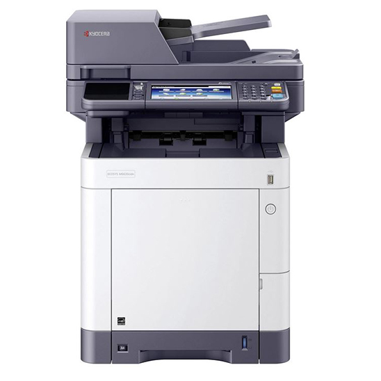 Multifunctional Ecosys M6630cidn, Wireless, Retea, Duplex, RADF, A4 este un produs fabricat de Kyocera si face parte din categoria Imprimante - multifunctionale.