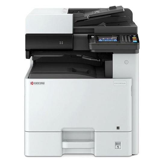 Multifunctional Ecosys M8124CIDN, Duplex, ADF, A3, laser, color - Kyocera